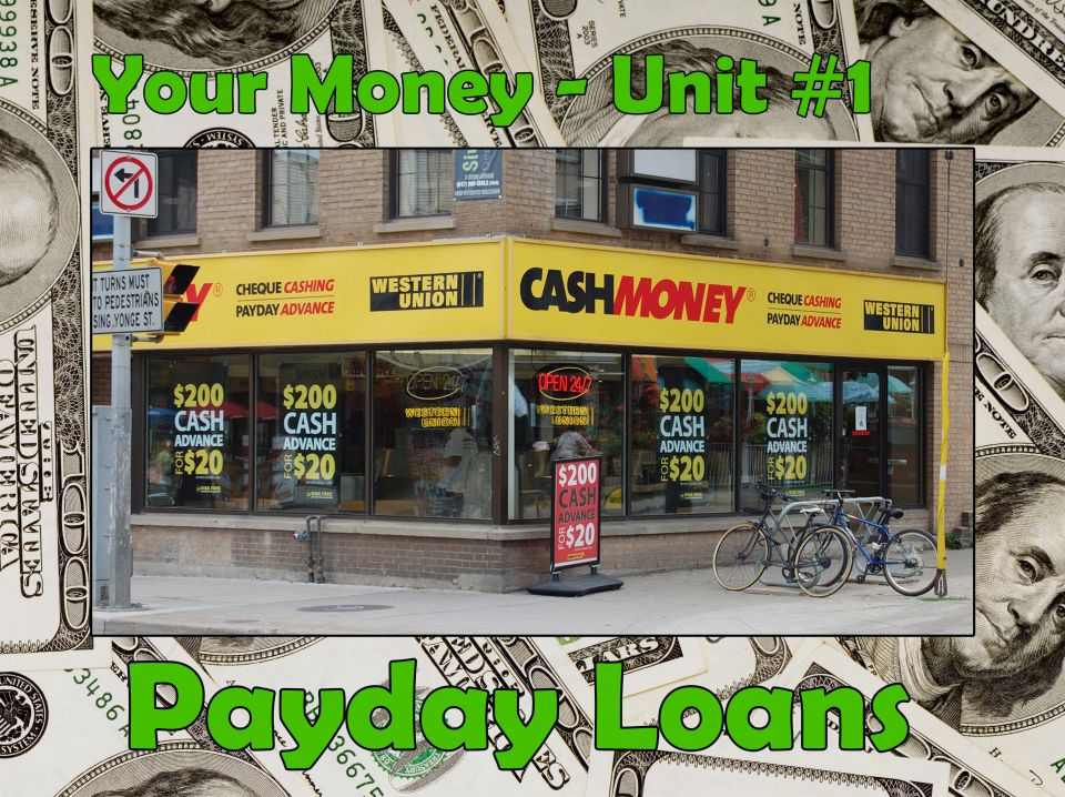 Quick loans not payday loans picture 8